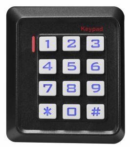 Plastic Standalone Access Control Keypad K30em pictures & photos