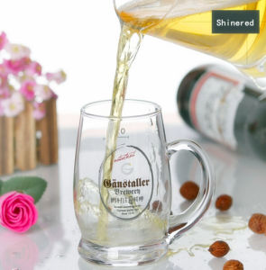 Bar Use High Quality Transparent Glass Beer Cup pictures & photos