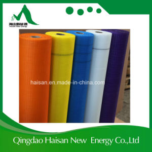 Hot Plain E-Glass 100m/Roll Fiber E-Glass Yarn Mesh with Ce pictures & photos