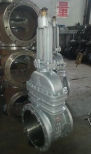 "ANSI/ASTM Flanged Gate Valve 300lb 2""--24"" pictures & photos"