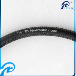 china 7 8 sae 100r5 hydraulic rubber hose with textile. Black Bedroom Furniture Sets. Home Design Ideas