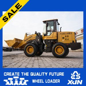 Zl301.8 T Compact Loader with Yanmar Perkins Cummins Egnine pictures & photos