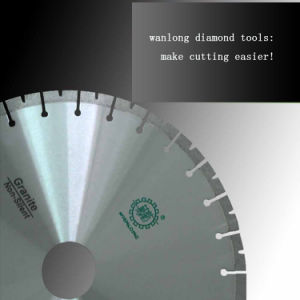 450 Fan-V Diamond Blade for Cutting Granite-Segmented Blades pictures & photos