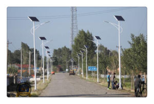 5m Solar LED Street Light with CREE Chips pictures & photos