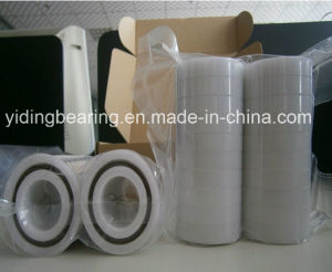 Anti-Acid 6003 POM Plastic Ball Bearing with PTFE Cage pictures & photos