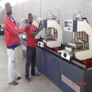 Three-Head Welding Machine/ PVC Windows Machine/ Doors and Windows Machine /Plastic Welding Machine