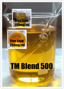 Injectable TM Blend Injectable Steroid 500mg Ml for Bulking Cycle pictures & photos