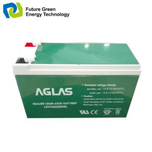 12V7ah Maintenance Free Deep Cycle VRLA Sealed Lead Acid Battery with Ce MSDS pictures & photos
