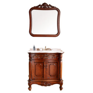 Bathroom Cabinets (Antique) (OP-W1238-80)