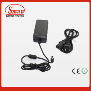 36W Desktop Power Adapter 100-240VAC to 24VDC 1.5A 36W pictures & photos