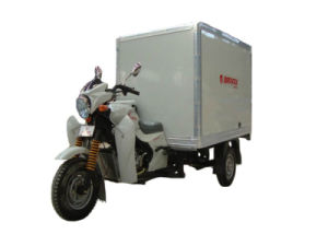 New 3 Wheel Motorcycle Rickshaw Tricycle pictures & photos