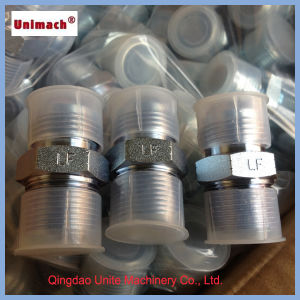 Hydraulic Adapters with NPT Female Plug pictures & photos