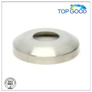 Stainless Steel Railing Round Base Cover pictures & photos