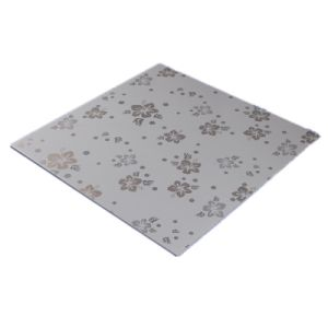 Waterproof PVC Panel with Hot Stamping From China Manufacturer pictures & photos