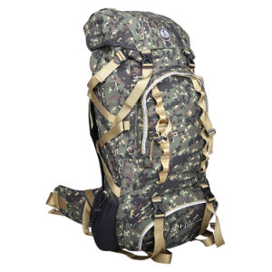 90L Camouflague Rucksack Backpack for Outdoor Sports (GZ1652)