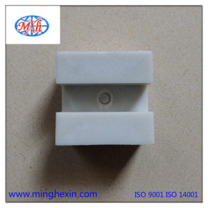 White Plastic Square Block with ISO SGS pictures & photos