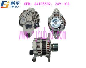 AC / Auto Alternator for Renault Trucks 24V 110A OEM: A4tr5592, A004tr5592, A004tr5592zt, A4tr5592zt pictures & photos