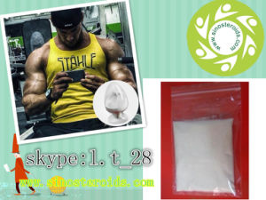 99.9% High Purity Raw Steroid Powder Testosterone Enanthate for Man pictures & photos