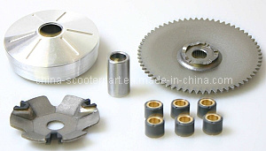Driver Pulley Variator Gy6 50 pictures & photos