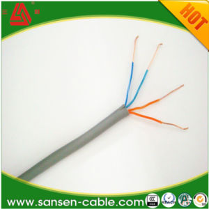 Telecommunication Cat3 Data for Communication Use Telephone Cable pictures & photos