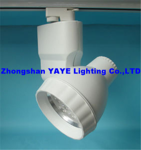 Yaye 2015 Best Sell 12W High Power LED Track Light with 3 Years Warranty pictures & photos