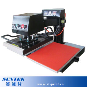 Ce Certificate Pneumatic Double Station Transfer Printing Machine pictures & photos