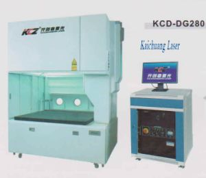 Light Guide Plate Dedicated Rbi Machine with CO2 Laser