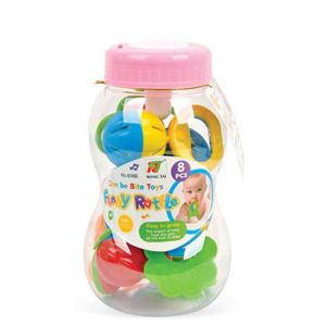 Feeder Botle Packing 8 PCS Plastic Kids Toy Set Baby Rattle (10214092) pictures & photos