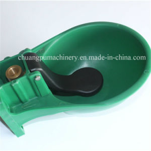Green Color Cattle Water Bowl for Cattle Drinking pictures & photos
