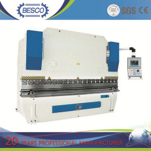 8 Mm CNC Hydraulic Metal Plate Bending Machine pictures & photos