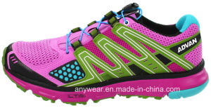 Women Running Shoes Gym Sports Athletic Footwear (515-5517) pictures & photos