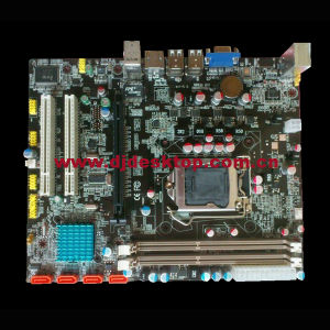 Low Price and Best Quality H55 -1156 Computer Motherboard with 2*DDR3/2*PCI/HDMI pictures & photos
