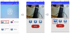 High Quality Mobile Phone Remote Monitoring Intelligent Doorphone 720p WiFi Video Doorbell pictures & photos