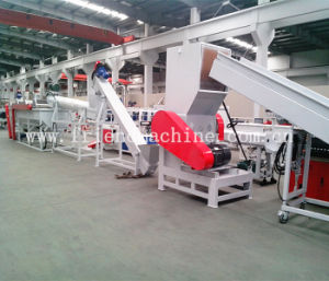 Pet Bottle Flakes Cleaning Washing and Recycling Production Line pictures & photos