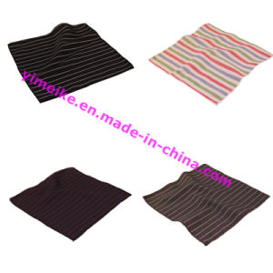 Philippines Striped Mens Hankies for Sale pictures & photos