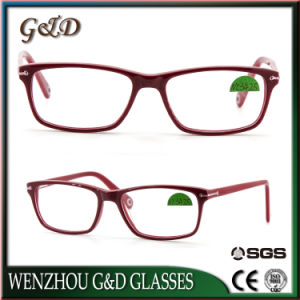 New Design Acetate Glasses Optical Frame Eyewear Eyeglass Nc3425 pictures & photos