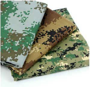 Digital Camouflage Fabric for Workwear/Shirting/Uniform pictures & photos