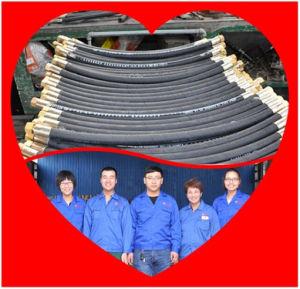 Anti-Static Petroleum Suction Rubber Hose