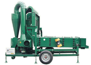 Separation Machinery Line for Grape Seed pictures & photos