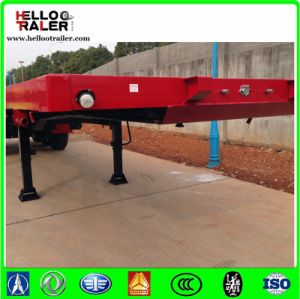 Trailer for Sale 20 Feet Shipping Container Trailer pictures & photos