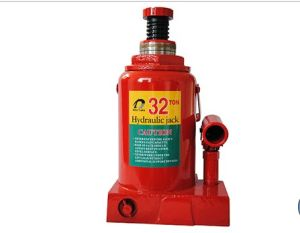 32 Ton SGS Approved 465mm Hydraulic Bottle Jack pictures & photos