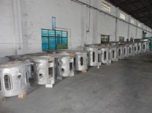 Coreless Medium Frequency Induction Furnace pictures & photos