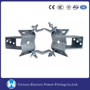 Galvanized Transformer Pole Mounting Bracket for Pole pictures & photos