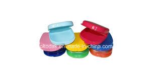 Plastic Denture Box Dental Disposable Dental Equipment pictures & photos