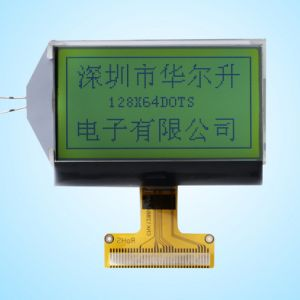 128X64 Cog LCD Graphic (Size: 78(W) X 40 (H) X 6.6 (T) mm)