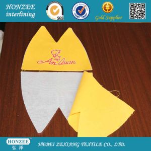 100% Polyester Fabric Interlining Cap pictures & photos