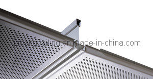 Perforated Lay in Aluminum False Ceiling
