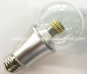 300deg E27 UL 9W LED Globe Bulb Glass Cover Aluminum Radiator 3 Years Warranty pictures & photos
