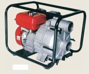 Genour Power 3inch 6.7HP Gasoline Engine Gx200 Sewage Water Pump Trash Water pictures & photos