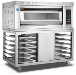 Deck Baking Oven (RM-1-2HD)